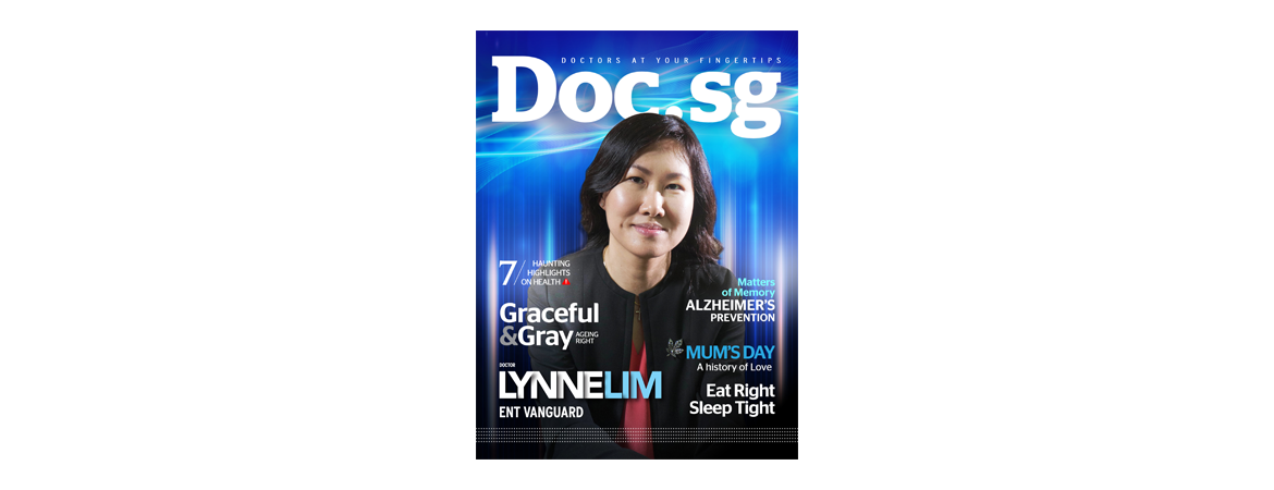 Interactive Magazine – Dr Lynne Lim The ENT Vanguard