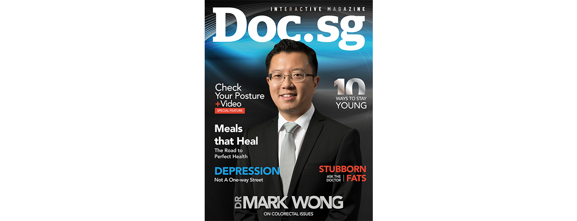 Interactive Magazine – Dr Mark Wong on Colorectal Issues