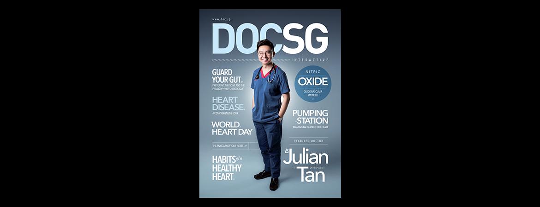 Interactive Magazine – Dr Julian Tan