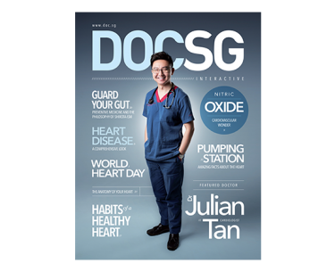 Interactive Magazine – Dr Julian Tan